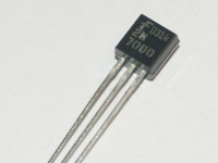 2N7000 n-channel MOSFET