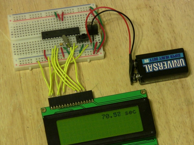 AVR134: Real Time Clock RTC Using the Asynchronous Timer